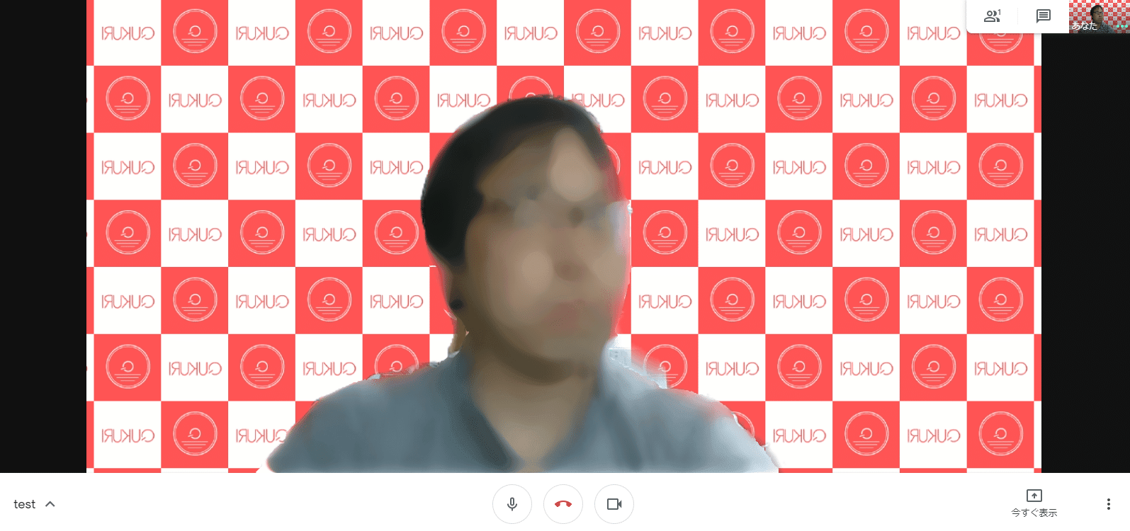 SnapCameraでオリジナル背景